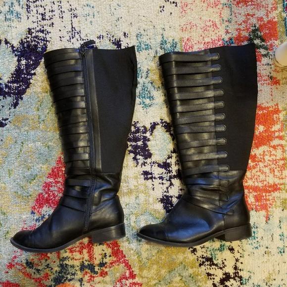 a63ae0c32c6 Torrid Tall black boots. M 5aa04c7d05f430249176be12